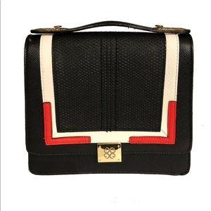 Nwot Gianni Bini Purse Handbag blue white red